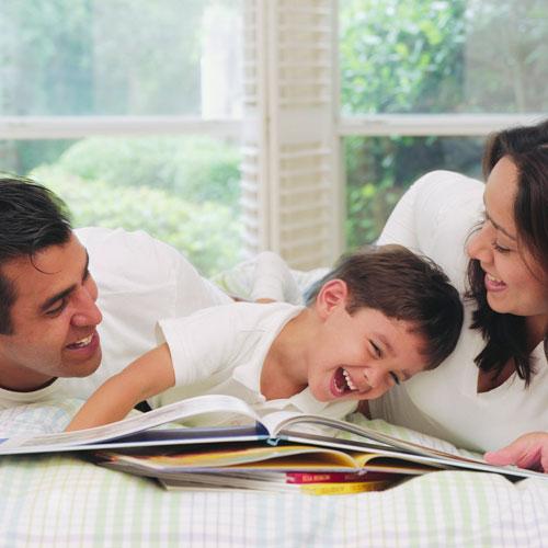 La amistad entre padre e hijos