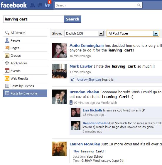 facebook y pareja