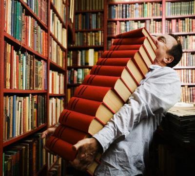 Un libro puede ser tu mejor amigo