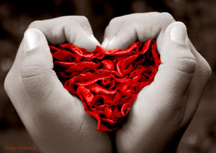 Hacer una declaración de amor