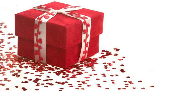 Regalos gratis para San Valentín