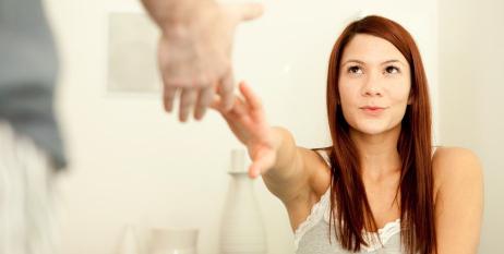 El despido interior en una ruptura de pareja