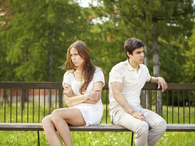 Cinco motivos para terminar una relación de pareja