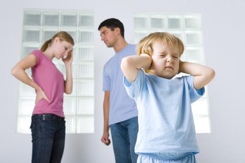 Tener actitud positiva ante el divorcio