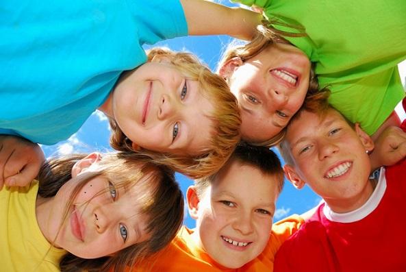Cinco lecciones de amistad que nos dan los niños