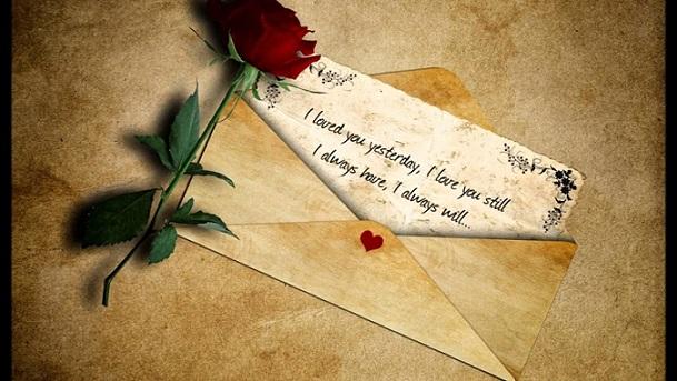 Escribe tu carta de amor para San Valentín 2014