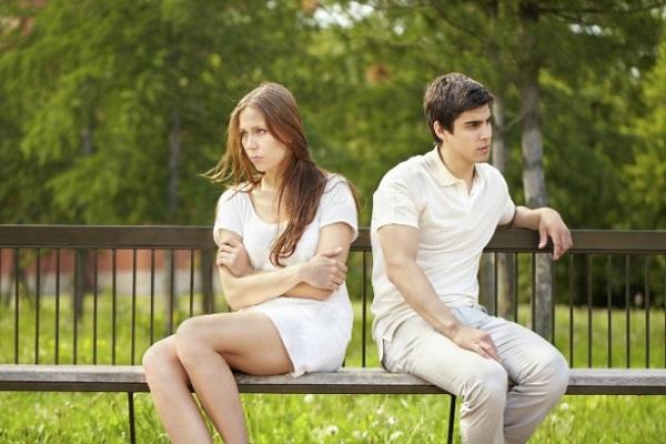 Puntos positivos del miedo en el amor
