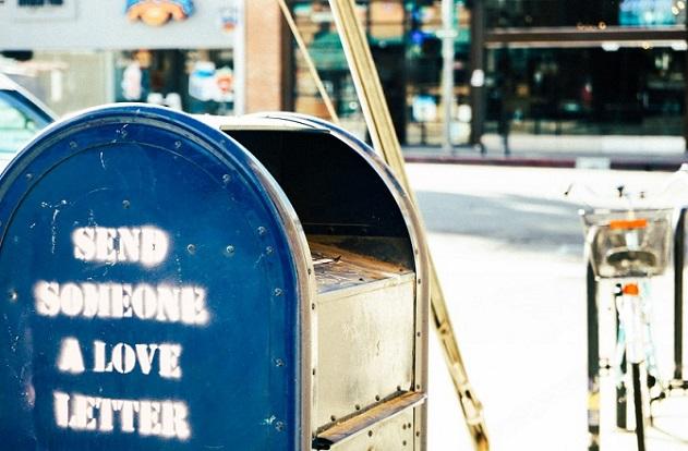 Escribir una carta para expresar los sentimientos