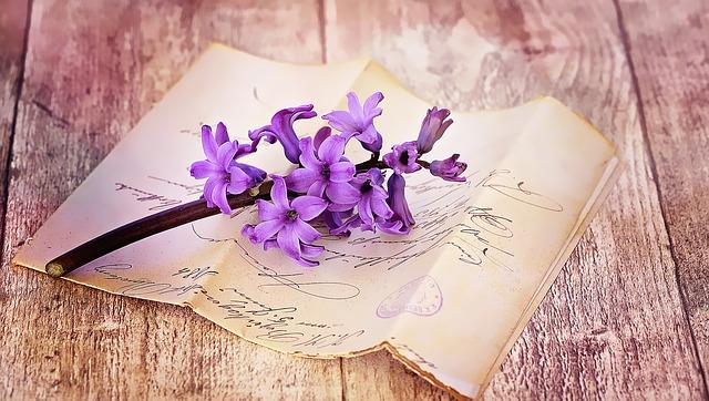Decir te quiero en una carta de amor