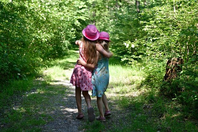 Cinco actitudes de amistad verdadera