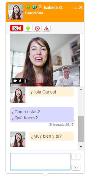 NuevoVideoChatMobifriends