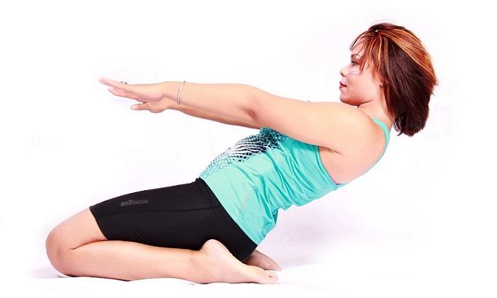 Beneficios del yoga para corazones rotos