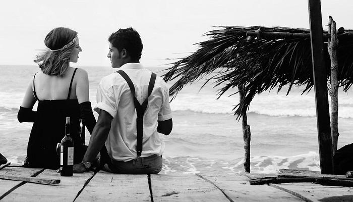 Pensamiento positivo para buscar pareja