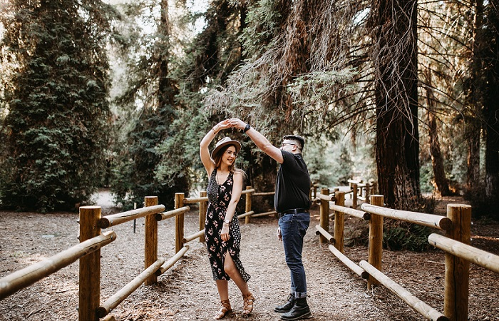 Lenguaje corporal en la primera cita