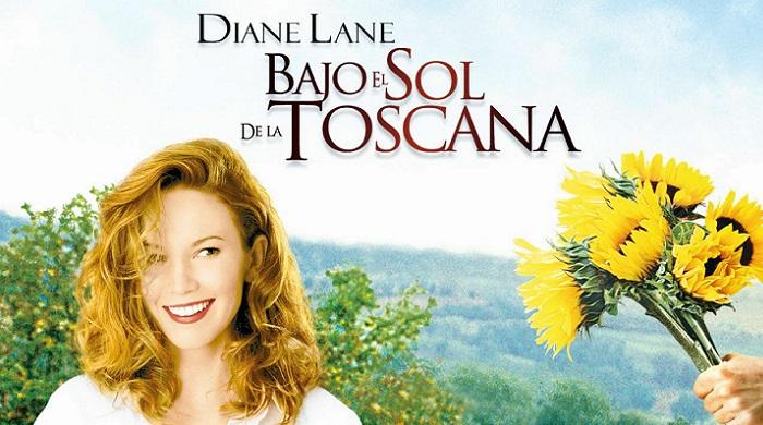 Bajo el sol de la Toscana: amor después del desamor