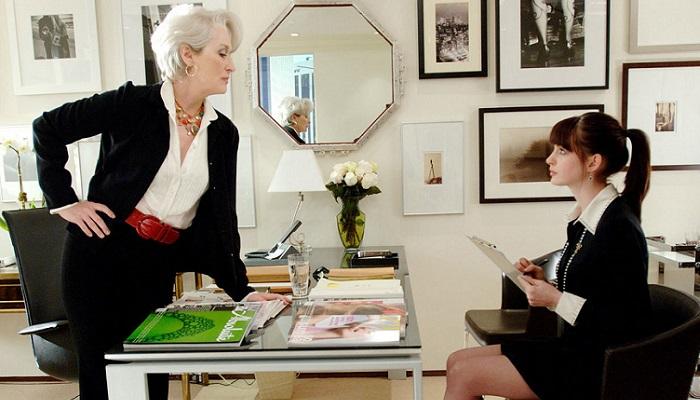 El diablo viste de Prada; una historia de autoestima