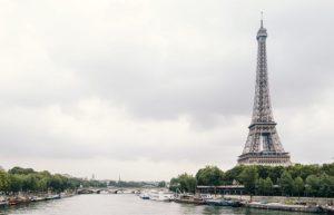 Viajar a París en pareja