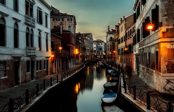 Viajar a Venecia, destino romántico