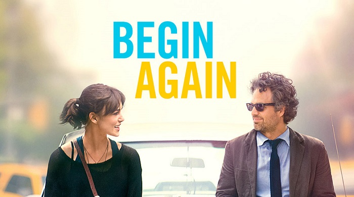 Begin Again, una historia de amor por la vida