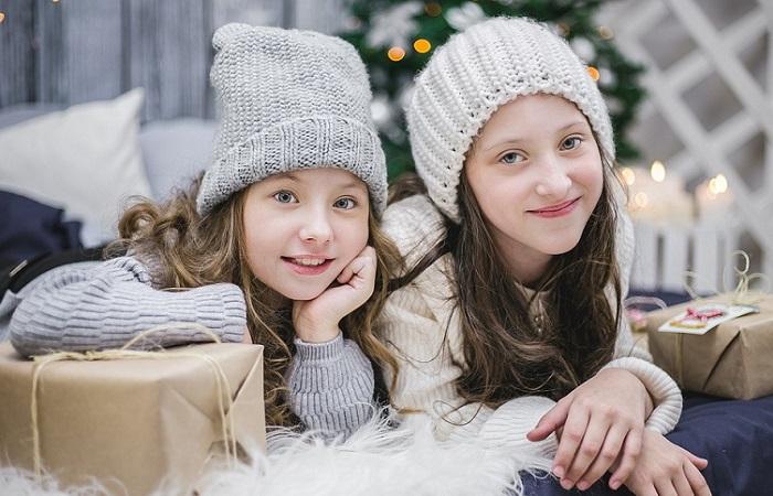 Planes navideños con amigos