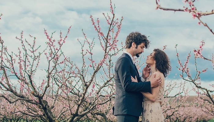 Emociones bonitas del enamoramiento