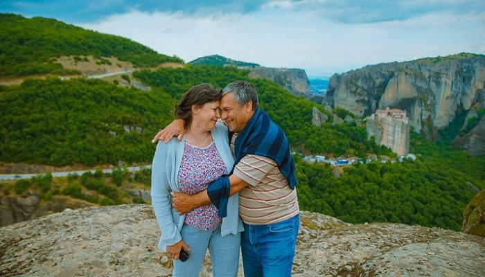 Buscar pareja después de los 60