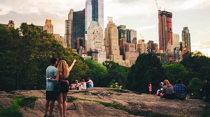 Turismo, plan para primeras citas