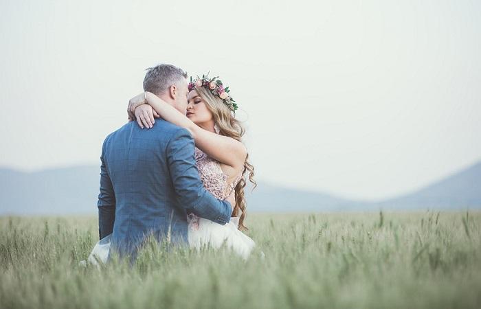 Frases de amor eterno para el día de la boda