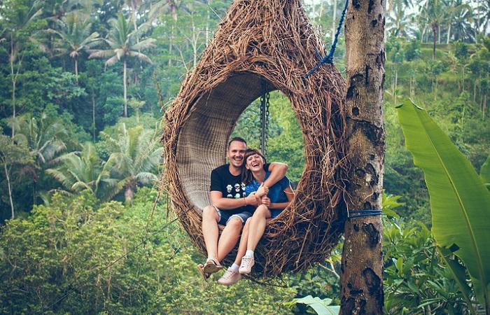 Discusiones durante las vacaciones de pareja