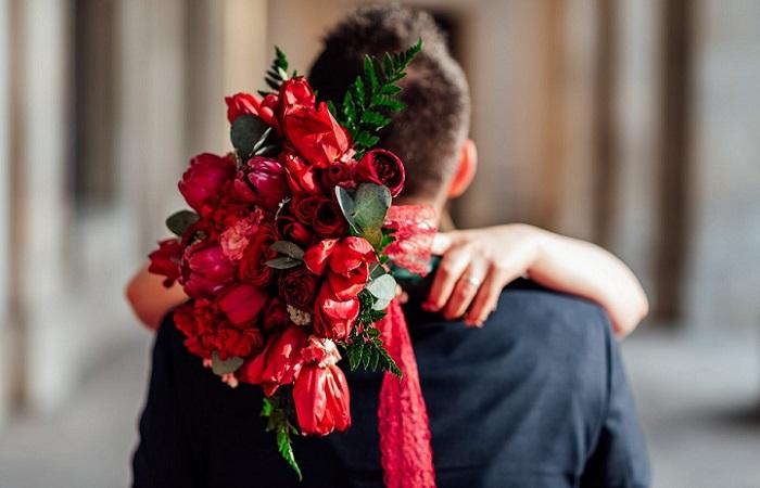 Mensajes de amor para dedicar en la boda