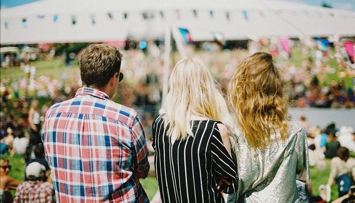 Planes con amigos después de una crisis de pareja