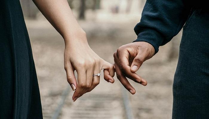 Ilusión en la relación de pareja