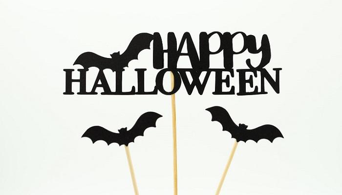 Carta de amor en Halloween
