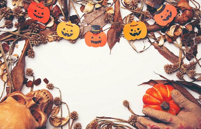 Disfraces caseros en Halloween