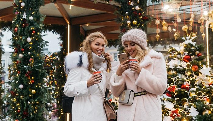 Conexión con los demás en Navidad