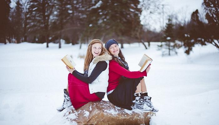 Planes de Navidad con amigos