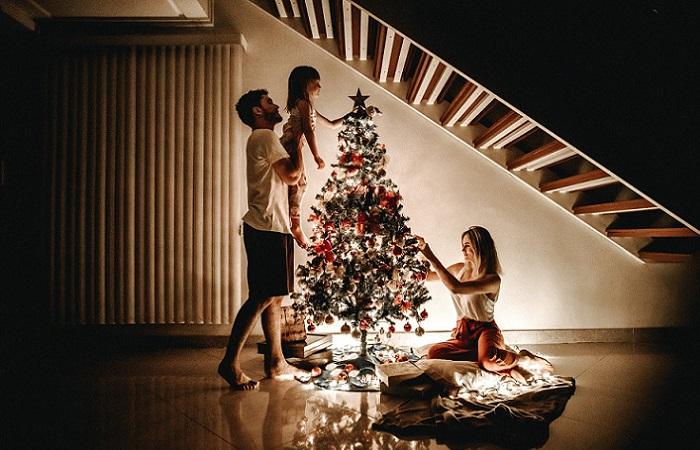 Cuidado con el estrés durante la Navidad