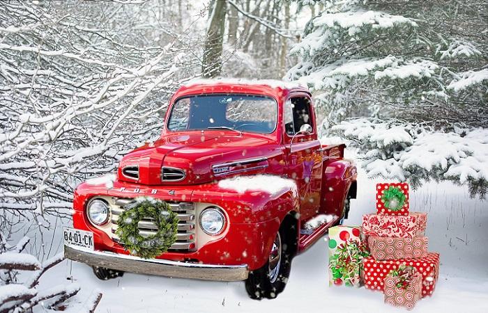 Recibir invitados en Navidad