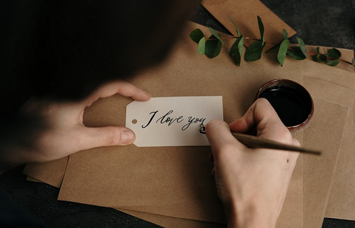 Escribir una carta para pedir perdón