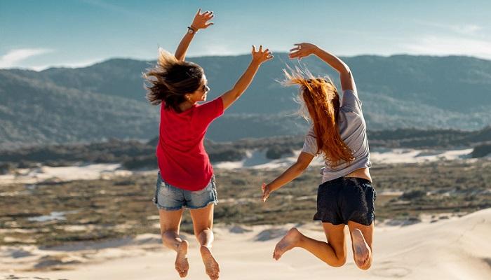 8 consejos para hacer sentir especial a un amigo
