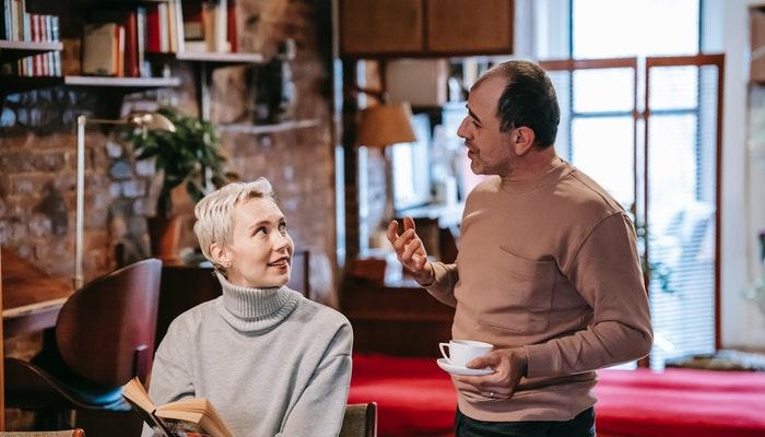 Cómo encontrar una relación estable después de los 50